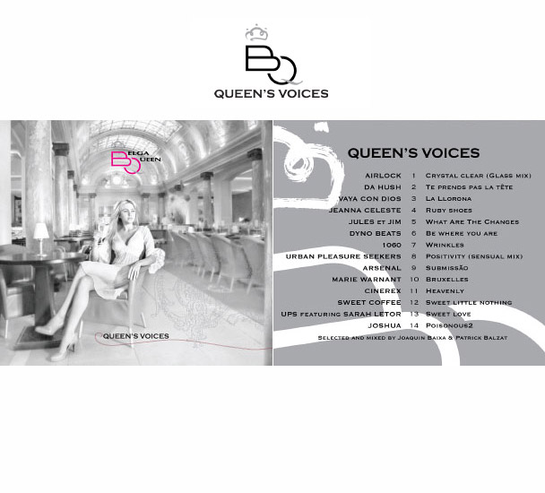 Retouche Belga Queen, Queen Voices