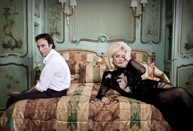 Retouche Anthony Delon & Anna