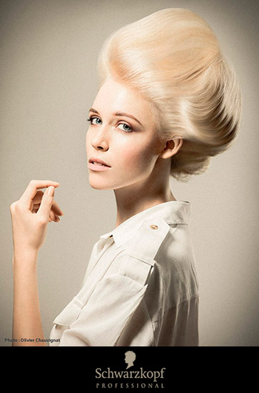 Retouche Schwartzkopf Professional - Hairdressing Awards
