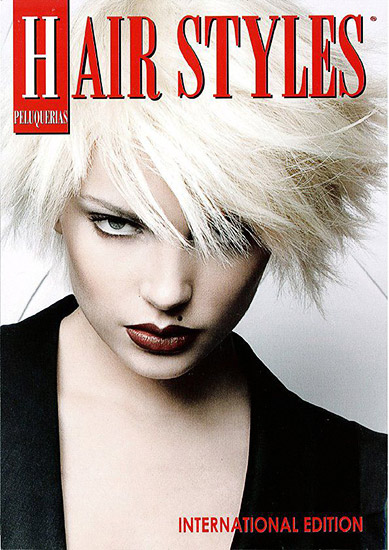 Hair Styles - Couverture