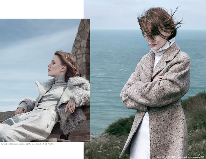 Retouche L'Officiel Manila - Édito Wild is the Wind
