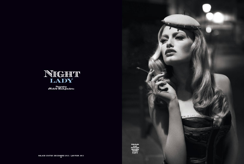 Palace Costes n°45 - Édido Night Lady