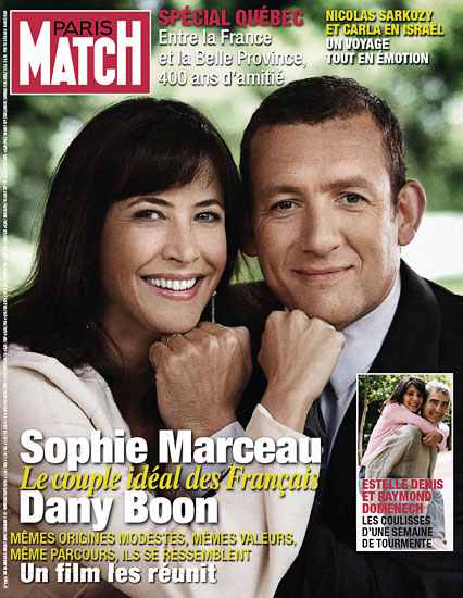 Retouche Paris Match n°3084
