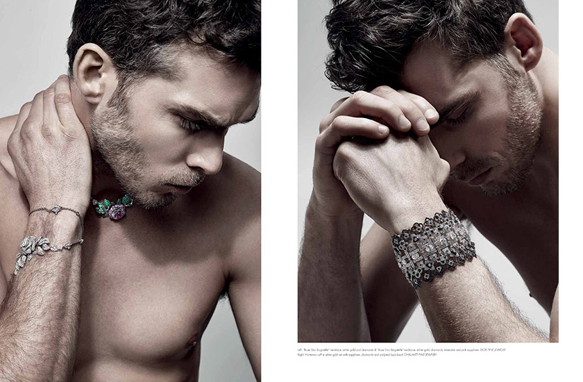 Retouche So Chic n°39 - Édito Diamond Boy Besfriend